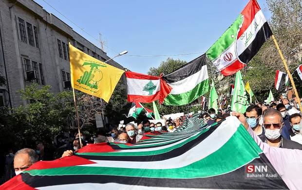 """راهپیمایی مردمی در حمایت از فلسطین مظلوم  <img src=""""http://cdn.jahannews.com/images/picture_icon.gif"""" width=""""16"""" height=""""13"""" border=""""0"""" align=""""top"""">"""