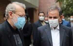 کاندیداتوری جهانگیری و علی لاریجانی قطعی شد/ دو عضو اصلی ستاد لاریجانی چه کسانی هستند؟