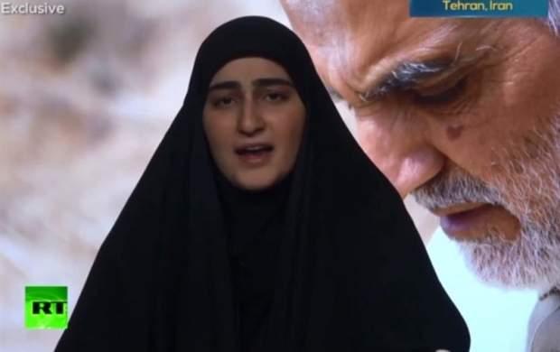 پیام فرزند سردار سلیمانی به رهبران مقاومت فلسطین منتشر شد