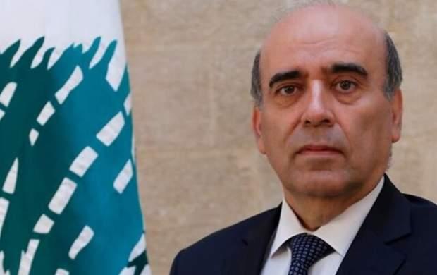 وزیر خارجه لبنان از پُست خود استعفا داد