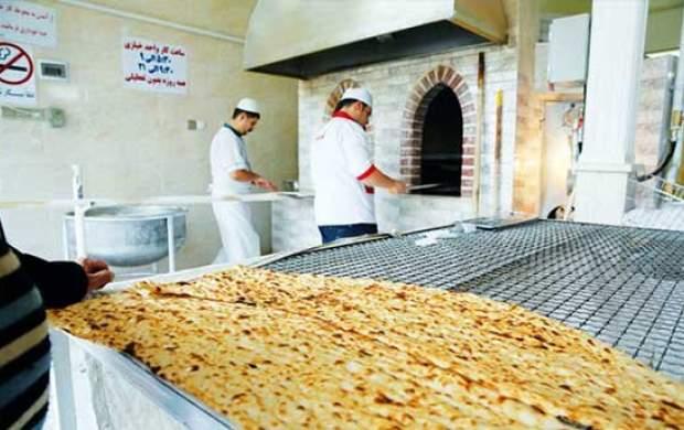 نان غیررسمی ۵۰ درصد گران شد