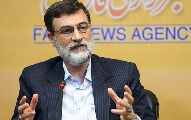 قاضیزاده هاشمی: تا پایان انتخابات در عرصه میمانم