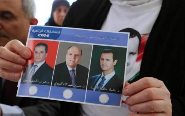 دوره ریاست جمهوری سوریه چندساله است؟