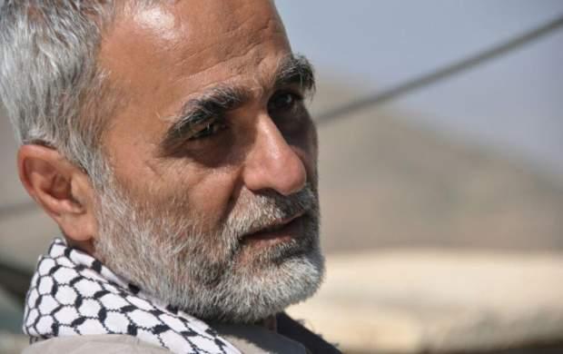 یک فرمانده گمنام که سومین شهید مدافع حرم شد +تصاویر