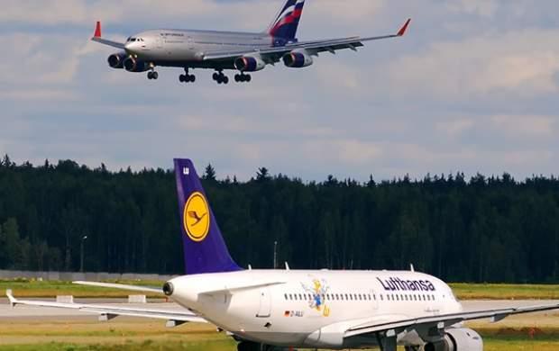 برلین و مسکو آسمان خود را به روی هم بستند