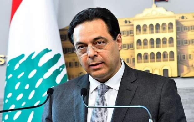التماس حسان دیاب برای نجات لبنان