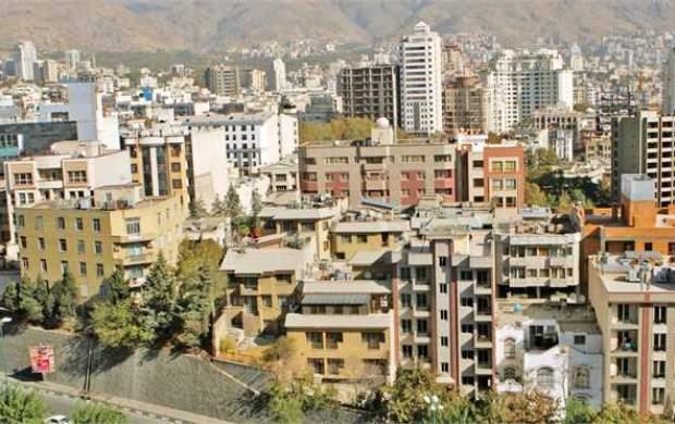 مظنه آپارتمانهای کمتر از ۱۰۰ متر در پایتخت