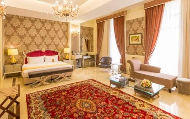 هتل اسپیناس پالاس؛ تجربه اقامت لوکس در تهران