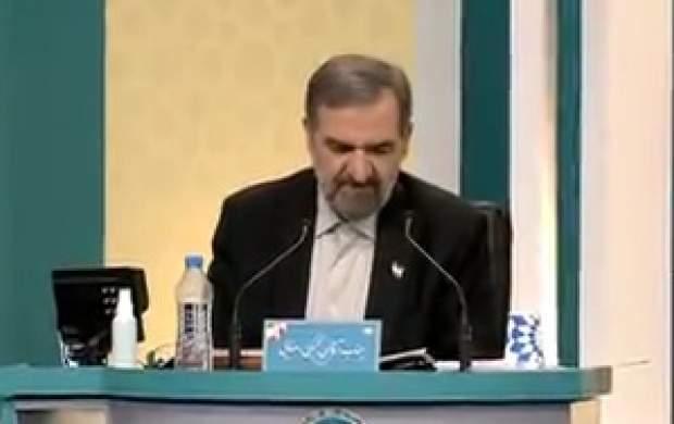 رضایی: همتی نماینده دولت روحانی است
