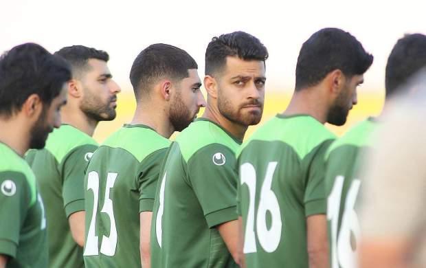 بازیکنان تیم ملی ایران تست کرونا دادند