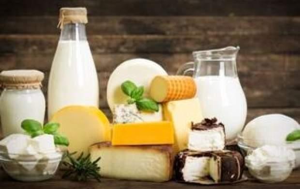 سرانه پایین مصرف شیر در ایران
