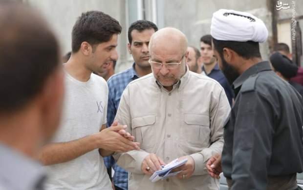 نظر رهبرانقلاب درباره سفرهای استانی قالیباف