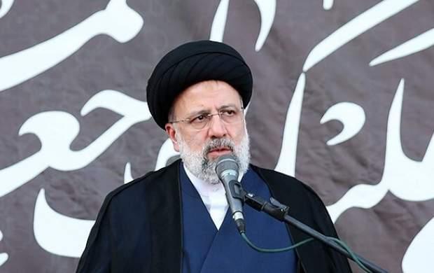 رئیسی: دولت مردمی به دنبال تحقق عدالت است