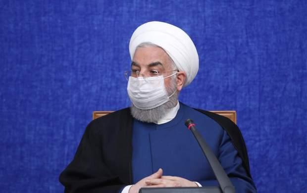 روحانی: افزایش قیمت کالاها پذیرفتنی نیست