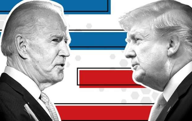 عصبانیت شدید ترامپ از بایدن