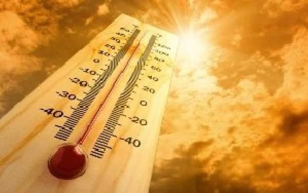 افزایش تدریجی دما در بیشتر مناطق کشور