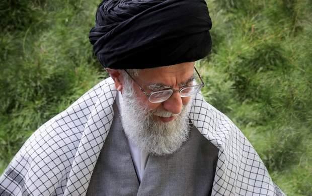 تعجب رهبرانقلاب از روایت همسر شهبد