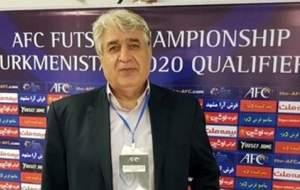 مربی ایرانی در یک قدمی هدایت فوتسال عراق