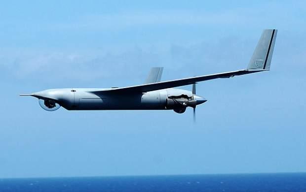 سرنگونی پهپاد جاسوسی آمریکا در یمن