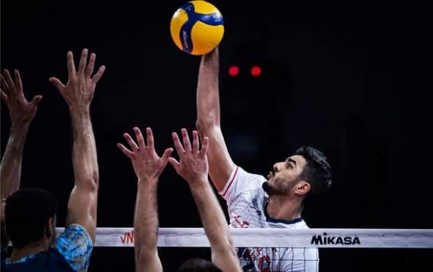 پایان تلخ والیبال ایران در لیگ ملت ها