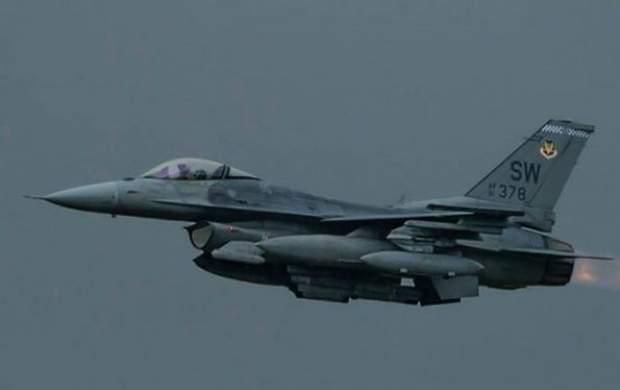 حمله جنگندههای آمریکایی به مواضع حشدالشعبی