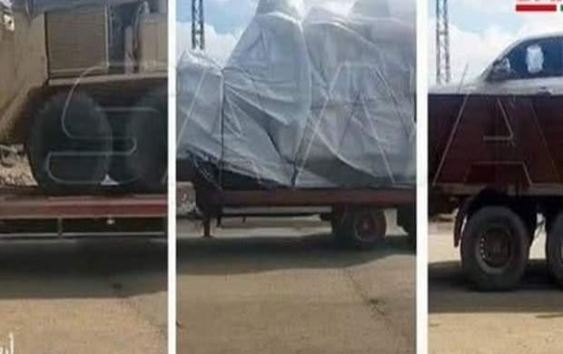 ۶۰ کامیون لجستیک آمریکا وارد سوریه شد