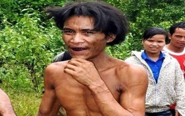 مردی که ۴۱ سال در جنگل زندگی کرد +عکس
