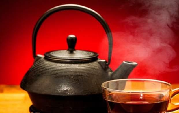 سرب چای با چند دقیقه دمکردن کاهش مییابد؟