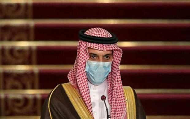 استقبال وزیر خارجه عربستان از گفتگو با تهران
