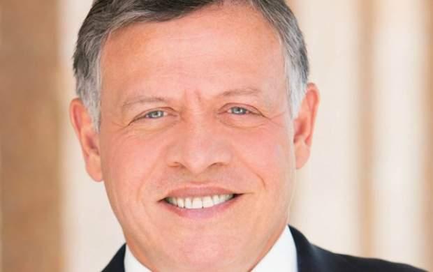 پیام تبریک شاه اردن به آیتالله رئیسی