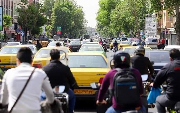 عبور تهران از چراغ قرمز کرونا