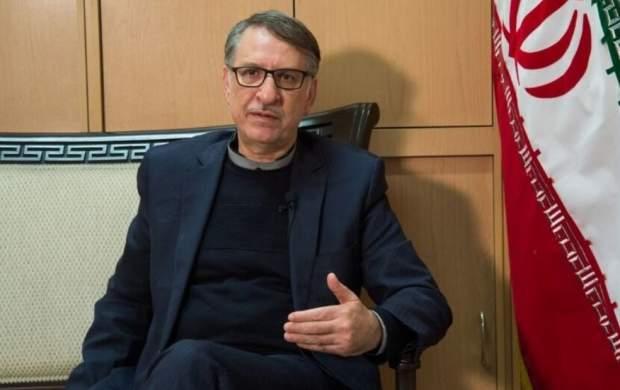«محسن بهاروند» سفیر ایران در انگلیس شد