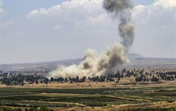 پایگاه نظامیان آمریکا در سوریه مورد هدف قرار گرفت