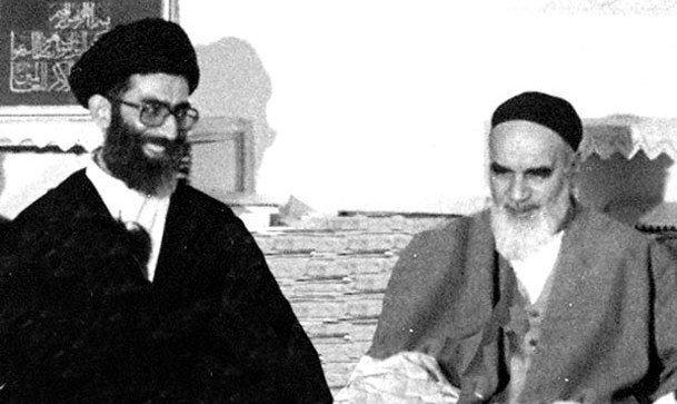 امام خمینی مقام معظم رهبری