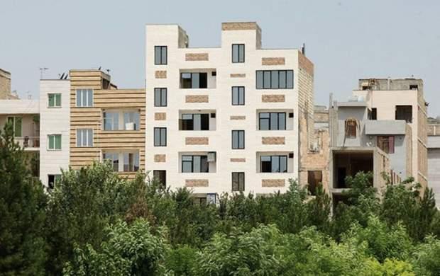 خانه های ۷۰ متری در تهران چند؟