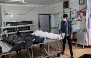 کرونا ۳۵۷ ایرانی دیگر را به کام مرگ کشاند/ حال ۵۱۰۰ نفر وخیم است