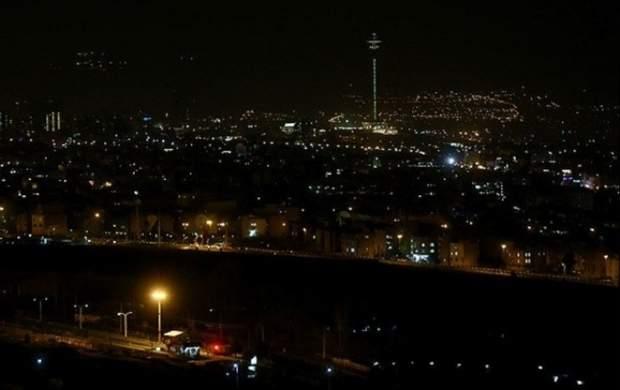 جدول جدید خاموشیهای احتمالی برق تهران