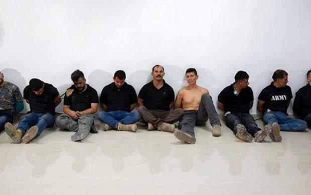 پلیسهای آمریکایی که تروریست شدند!