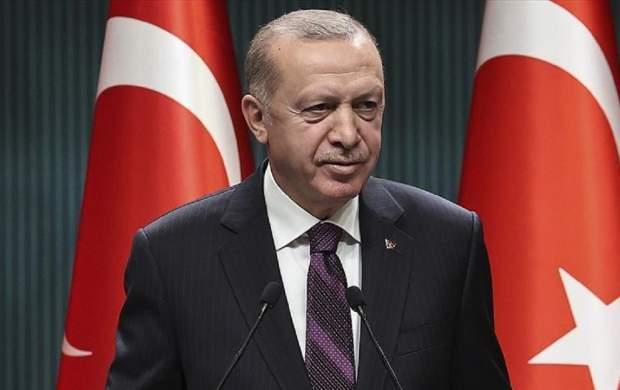 گفتوگوی اردوغان با رئیس رژیم صهیونیستی