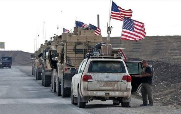 ورود غیرقانونی اشغالگران آمریکایی به سوریه