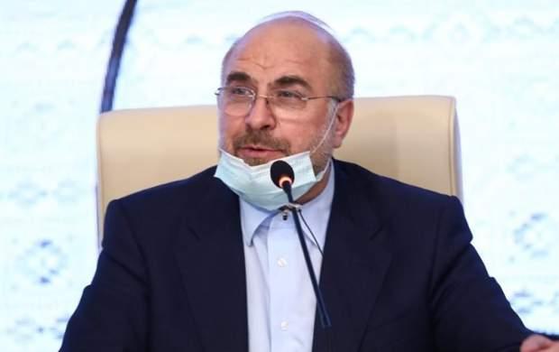 قالیباف: شاهد ناترازی در عرصه مدیریتها هستیم