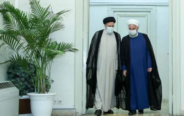 مقایسه مواضع روحانی و رئیسی پس از پیروزی در انتخابات