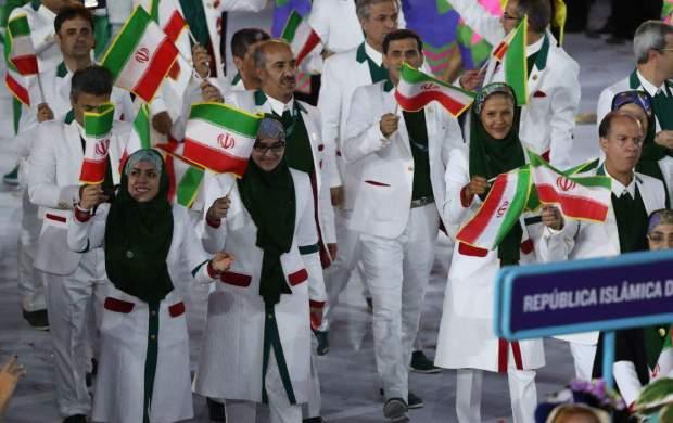 ایران به کسب مدال در کدام رشتهها امیدوار است؟