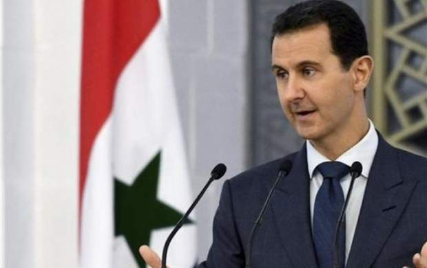بشار اسد سوگند یاد کرد