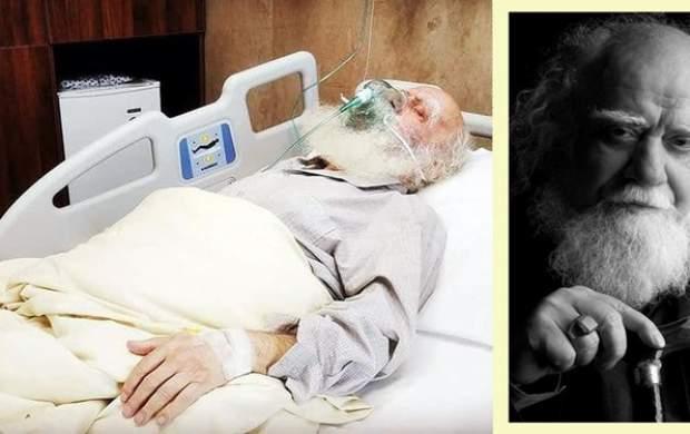علامه حکیمی دوباره در بیمارستان بستری شد