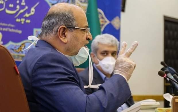 در تهران برای هر بیمار فرض بر کرونای دلتا است