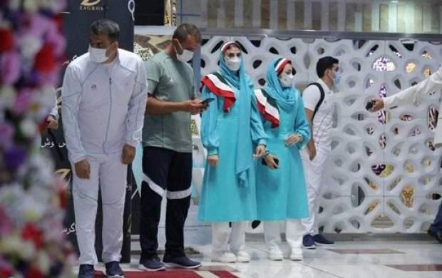 لباس رسمی کاروان ایران در المپیک حذف شد!