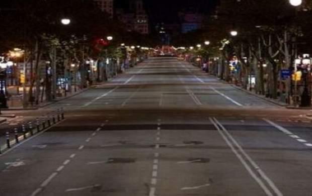 اجرای طرح ممنوعیت تردد شبانه در تعطیلات ۶ روزه