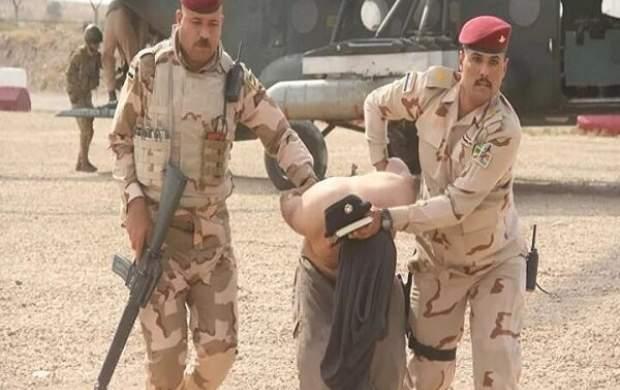 بازداشت سرکرده داعشی والی بغداد