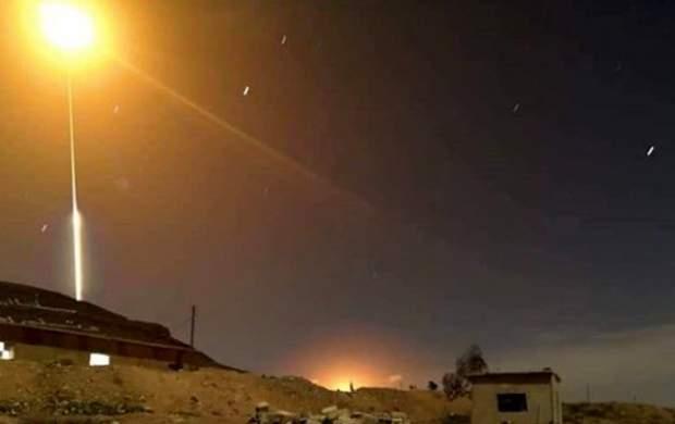 تجاوز رژیم صهیونیستی به حلب سوریه